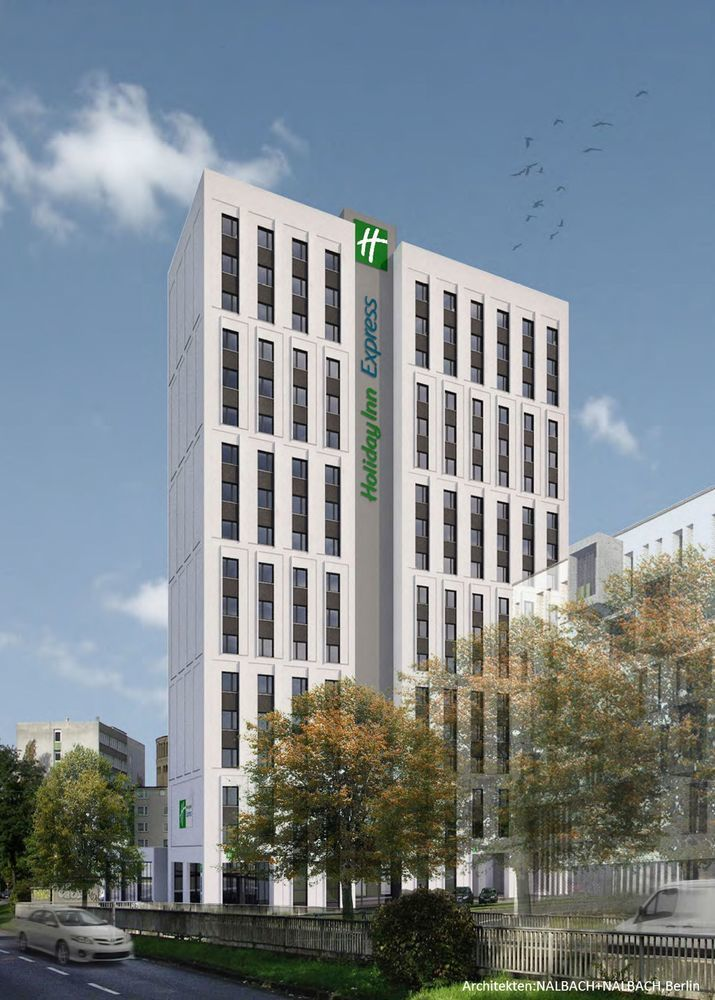 IHG® Opens Europe's Largest Holiday Inn Express® In