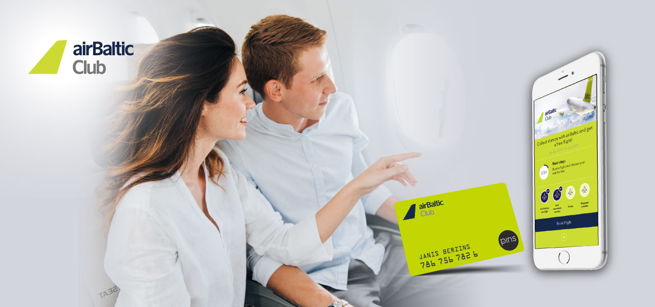 airBaltic Continues to Innovate on Customer Loyalty